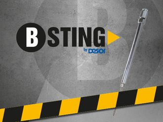 B-Sting® Injection drill needle