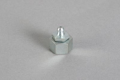 "HP round head nipple internal thread G1/4"", AF19"